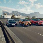 Renault Captur 2020 sur la route