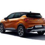 Renault Captur 2020 3/4 arrière