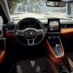 Renault Captur 2020 au volant