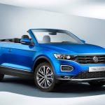 Volkswagen T-Roc Cabriolet 2020 avant 3/4