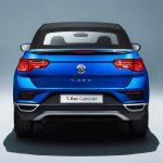 Volkswagen T-Roc Cabriolet 2020 arrière