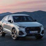 Audi Q3 Sportback 2020 face avant