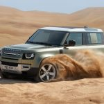 Galerie Land Rover Defender 2020 version 90 desert