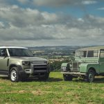 Galerie Land Rover Defender 2020 version 90 héritage