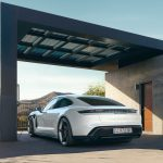 Porsche Taycan 2020 en charge