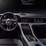 Porsche Taycan 2020 interieur