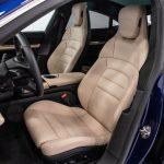 sièges avant Porsche Taycan 2020