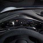 compteur Porsche Taycan 2020