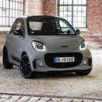 Smart ForTwo 2020 nouvelle calandre