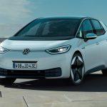 Volkswagen ID.3 face avant