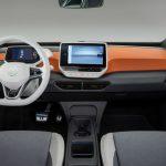 console centrale Volkswagen ID.3