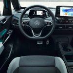 Volkswagen ID.3 au volant