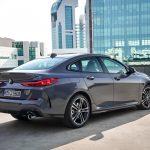 BMW Série 2 Gran Coupé 2020malle arrière