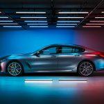 profil BMW Série 8 Gran Coupé 2020