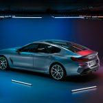 BMW Série 8 Gran Coupé 2020 vue arrière
