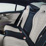 places arrière BMW Série 8 Gran Coupé 2020