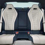 sièges arrière BMW Série 8 Gran Coupé 2020