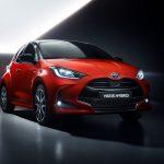Toyota Yaris 2020 face avant
