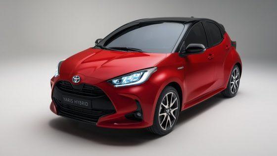 Toyota Yaris 2020 prix