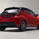 Toyota Yaris 2020 3/4 arrière