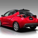 Toyota Yaris 2020 coffre