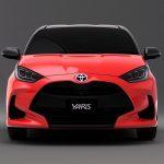 Toyota Yaris 2020 calandre supra