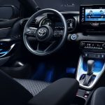 Toyota Yaris 2020 au volant