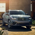 Volkswagen Atlas Cross Sport 2020 calandre