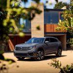 Volkswagen Atlas Cross Sport 2020 3/4 avant