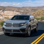 Volkswagen Atlas Cross Sport 2020 Face avant