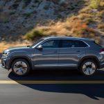 Volkswagen Atlas Cross Sport 2020 de profil