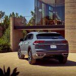 Volkswagen Atlas Cross Sport 2020 vue arrière