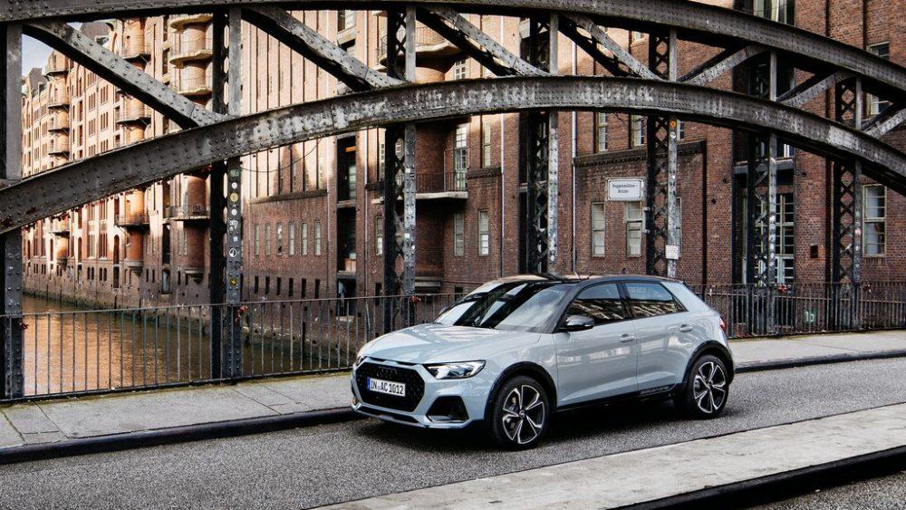 Audi A1 Citycarver 2020 test drive