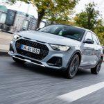 Audi A1 Citycarver 2020 calandre