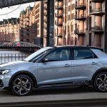 Audi A1 Citycarver 2020 profil