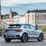 Audi A1 Citycarver 2020 arrière
