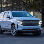 Chevrolet Suburban 2021 LED