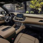 Chevrolet Suburban 2021 habitacle