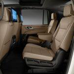 Chevrolet Suburban 2021 places arrière