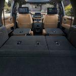 Chevrolet Suburban 2021 volume coffre