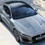 Jaguar F-Type 2020 gris