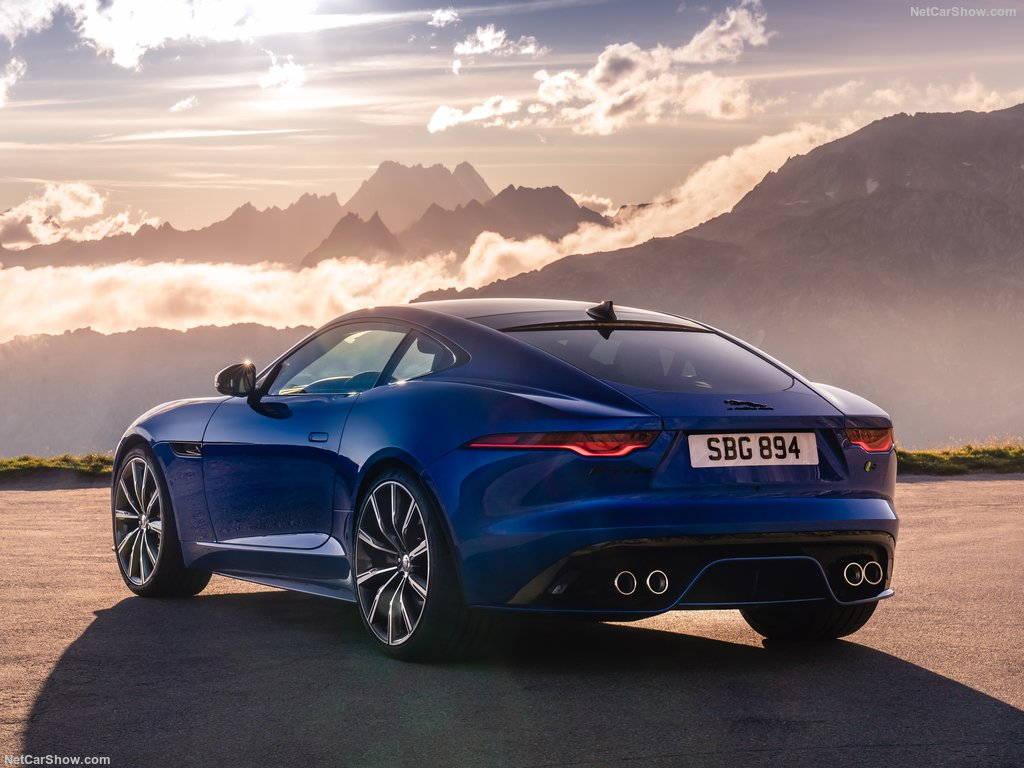 jaguar f-type 2020, évolutions notables - coupé & roadster