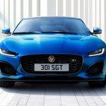 Jaguar F-Type 2020 calandre