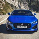 Jaguar F-Type 2020 nouvelle face avant