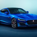 Jaguar F-Type 2020 nouveau design