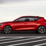SEAT Leon 2020 profil
