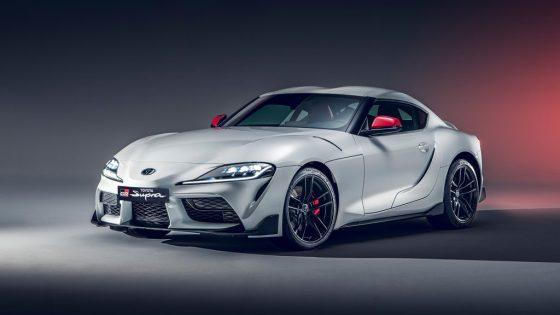 Toyota Supra GR 2020 face avant