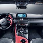 Toyota Supra GR 2020 habitacle