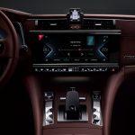 DS9 berline française haut de gamme console centrale