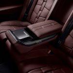 DS9 berline française haut de gamme places arrière